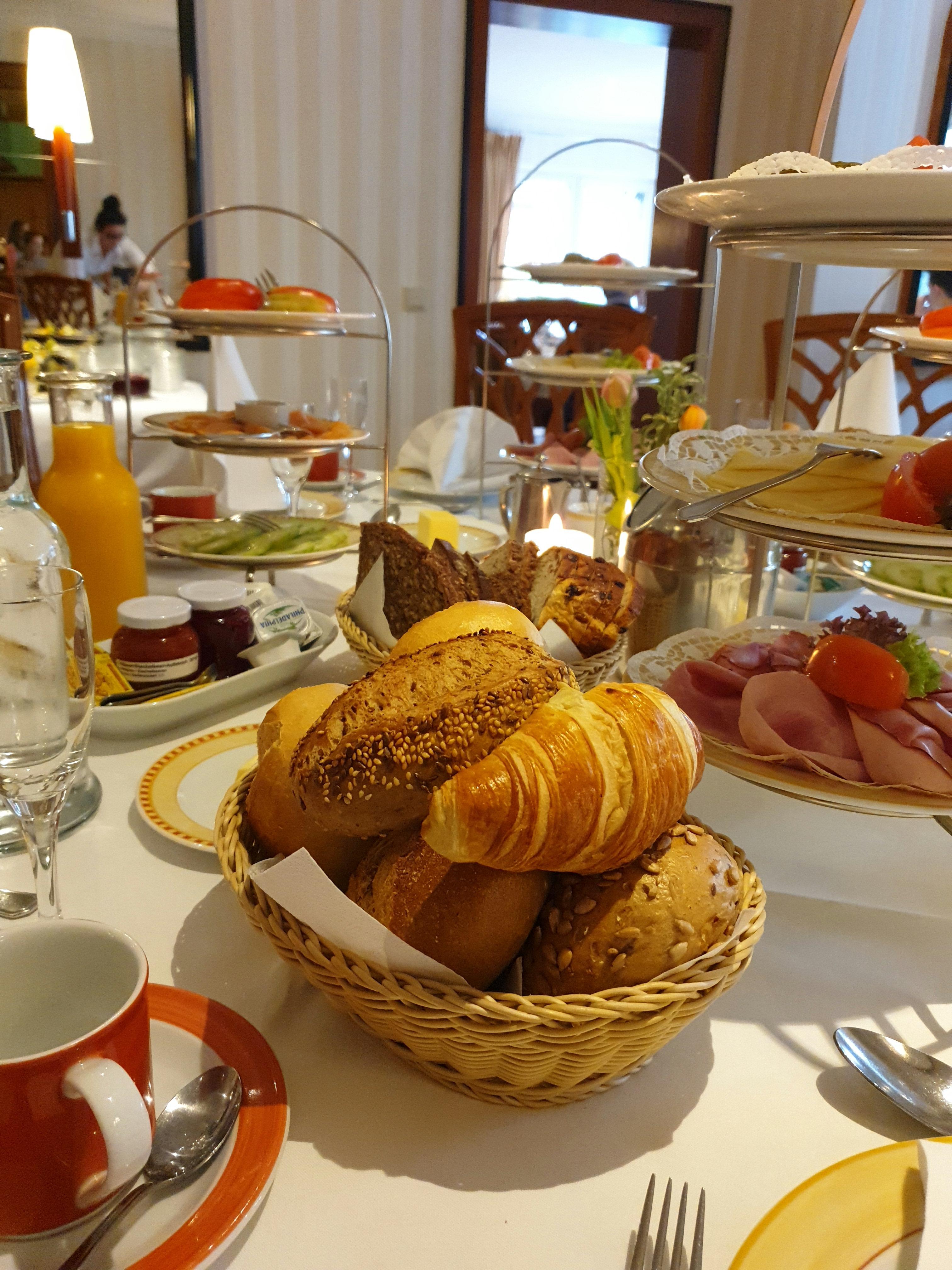 Frühstück Langschläfer